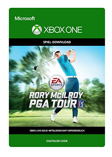 Rory McIlroy PGA Tour [Xbox One - Download Code] (4 Playstation Spiele Golf)