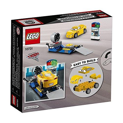 Lego Cruz Ramirez Race Simulator, Multi Color  available at amazon for Rs.998