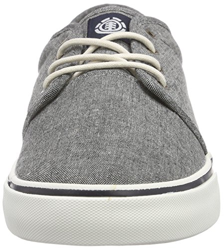 Element Herren Darwin B Low-Top STONE CHAMBRAY 4083