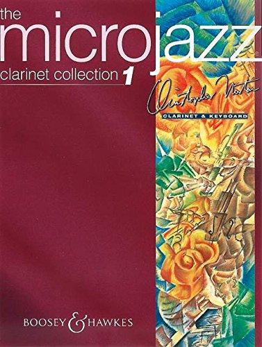 Preisvergleich Produktbild Microjazz Clarinet Collection: Vol. 1. Klarinette und Klavier.