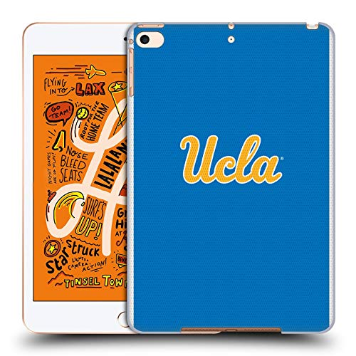 Head Case Designs Offizielle University of California UCLA Fußball Jersey Harte Rueckseiten Huelle kompatibel mit iPad Mini (2019) Ucla Jersey