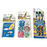 Dr Seuss Oh The Places Youll Go Activity Set - Preschool/Kindergarten Back to School Gift by Your Retail Source