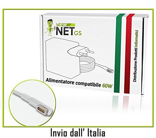 Galleria fotografica Alimentatore Caricabatterie Carica Batteria per MacBook Pro 13 (anni: 2008, 2009, 2010, 2011, 2012)
