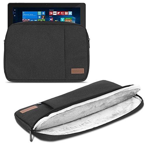 TrekStor SurfTab twin 11.6 Tasche Schwarz Notebook Schutzhülle Tablet Cover Case