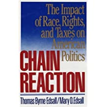 Chain Reaction: Impact of Race, Rights and Taxes on American Politics