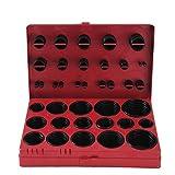 O-Ringe Dichtungsring Sortiment Dichtungsringe Gummi Set 419 tlg Werkzeug