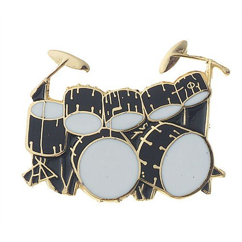mini-pin-double-bass-drum-set-black-fur-schlagzeug