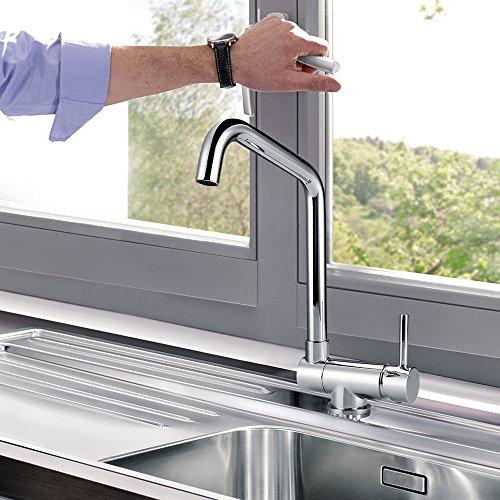 robinets de cuisine homelody 0768390595307 moins cher en ligne bricoshow. Black Bedroom Furniture Sets. Home Design Ideas