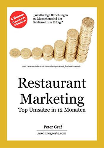Restaurant Marketing: Top Umsätze in 12 Monaten