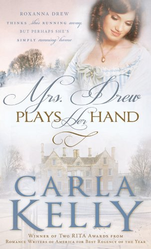 After her husband's death, Roxanna Drew is left with more beauty than fortune. Now, desperate to escape the perils of her past life, she must learn to trust the dashing Lord Winn---a broken man with a past of his own. This award-winning romance by be...