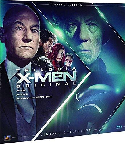 x-men-trilogia-original-coleccion-vintage-funda-vinilo-blu-ray-blu-ray