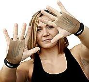 Bear KompleX 2 holes Gymnastiek grips zijn geweldig voor WOD's, pullups, gewichtheffen, kin ups, cross tra