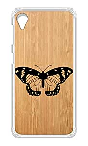CaseRepublic Printed Back Cover for HTC Desire 820