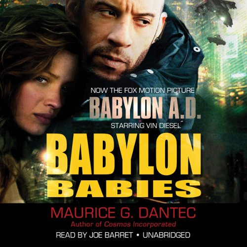 Babylon Babies  Audiolibri