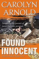Found Innocent (Detective Madison Knight Series Book 4) (English Edition)