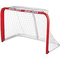 Bauer Eishockey Ziel Mini Steel 91,5 x 45,5 x 61 cm rot