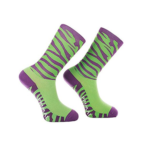 Primal Wear Herren Wild Ride Cycling Bike Socken, Mehrfarbig, Size 5-9/Small/Medium
