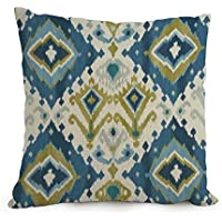 Diseño de cachemira manta funda de almohada 18x 18pulgadas/45por 45cm para silla de comedor cocina BF Cubierta cama sofá Diván con 2lados