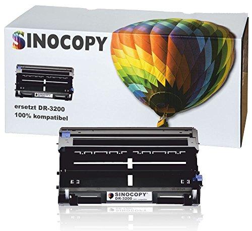 SinoCopy Trommeleinheit für Brother DR-3200 HL-5340D 5350DN 5350DNLT 5370DW 5380DN - MFC-8370DN 8380DN 8880DN 8890DW - DCP-8070D 8085DN