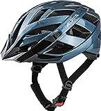 Alpina Unisex– Erwachsene PANOMA Classic Fahrradhelm Blue 52-57 cm