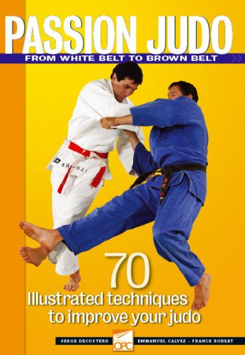Passion Judo, From white belt to brown belt - Opc Belt