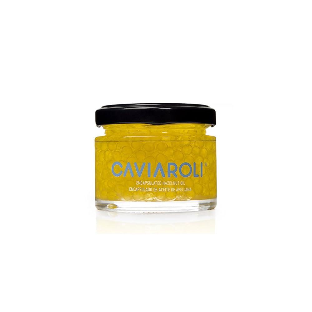 Caviaroli Kaviar Aus Haselnussl 50 G