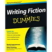 Writing Fiction For Dummies by Randy Ingermanson (2009-12-02)