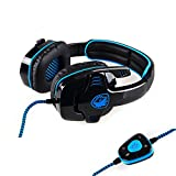 Andoer SADES SA901 son Surround 7.1 USB Gaming Headset Jeu casque micro à...