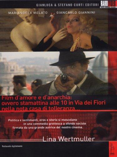 Preisvergleich Produktbild Film d'amore e d'anarchia: ovvero stamattina alle 10 in Via dei Fiori nella nota casa di tolleranza... [IT Import]