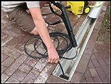* Rohrreinigungsschlauch 10M passend für nahezu alle Hochdruckreiniger wie Kärcher Eurom Aldi King Craft Workzone usw. . Kanalratte, Abflussreiniger, Rohrentstopfer -