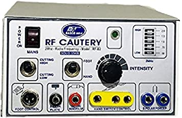 Basco India RF Cautery 2MHz Radio Surgery with High Frequency
