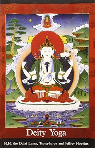 Deity Yoga: In Action and Performance Tantra (Wisdom of Tibet Series) by Dalai Lama, Tsong-ka-pa, Jeffrey Hopkins (1987) Paperback