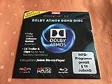DOLBY ATMOS DEMO BLU-RAY DISC Neu 7.2, 7.1, 5.1, Stereo, Soundcheck