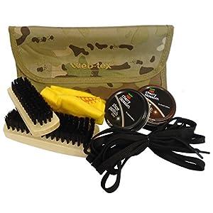 Web-tex Boot Care Kit Bag