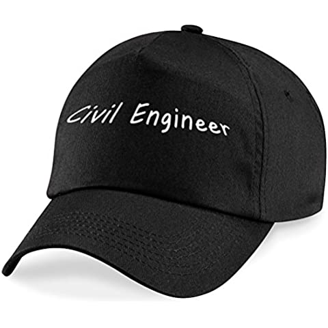 Ingeniero Civil Gorra de béisbol de regalo Worker gorro de ingeniero Civil