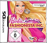 Barbie - Fashionista Inc. [Software Pyramide] - [Nintendo DS] -