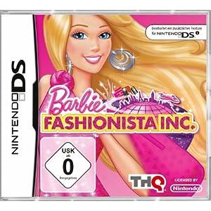 Barbie – Fashionista Inc. [Software Pyramide] – [Nintendo DS]