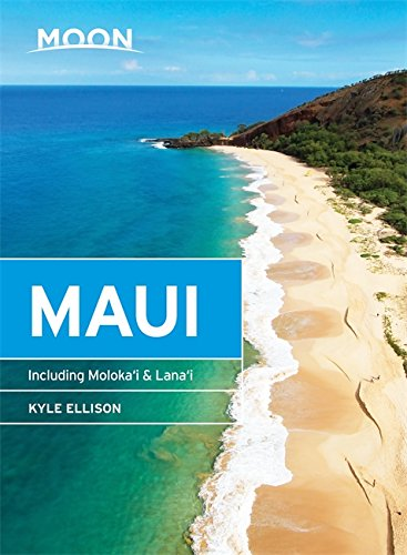 Moon Maui: Including Molokai & Lanai (Travel Guide)