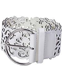 Ceinture large pour femme avec ceinture creux (hollow belt ceinture