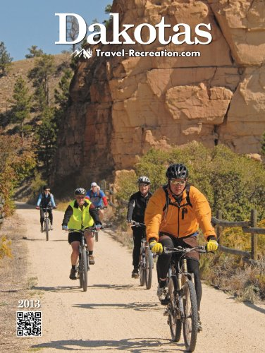 Dakotas Travel & Recreation (English Edition)