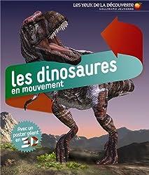 Les dinosaures en mouvement