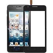 Piezas de repuesto para teléfonos móviles, IPartsBuy pantalla táctil para Huawei Ascend G510 / U8951 / T8951 ( Color : Negro )