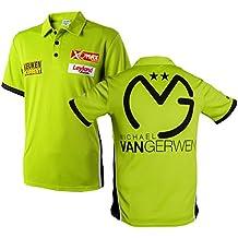Shirt Michael van Gerwen mit Größenauswahl - Poloshirt - T-Shirt - Oberteil