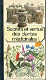 Image de Secrets et vertus des plantes médicinales