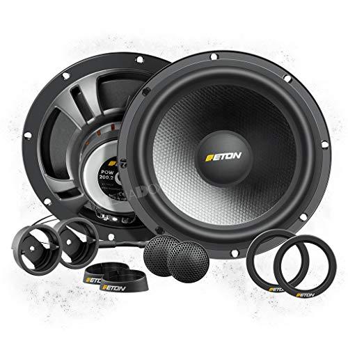 Porte avant pour Volkswagen Lupo Orateurs FLI Haut-parleurs de voiture adaptateur pour haut-parleur gousses 210/W