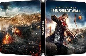 The Great Wall (Steelbook) (Blu-Ray)