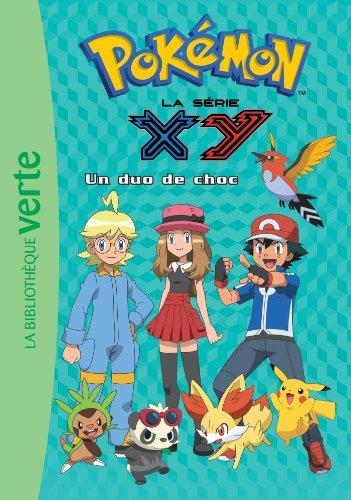 Pokémon 21 - Un duo de choc de Pokémon (1 juillet 2015) Poche