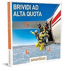 Idea Regalo - Smartbox - Brividi Ad Alta Quota - 39 Attività Di Volo, Cofanetto Regalo, Avventura