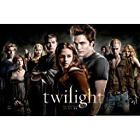TWILIGHT – US Imported Movie Wall Poster Print - 30CM X 43CM Brand New Edward Bella
