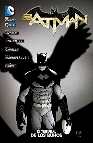 Batman El tribunal de los búhos - 3ª ed. por Scott Snyder